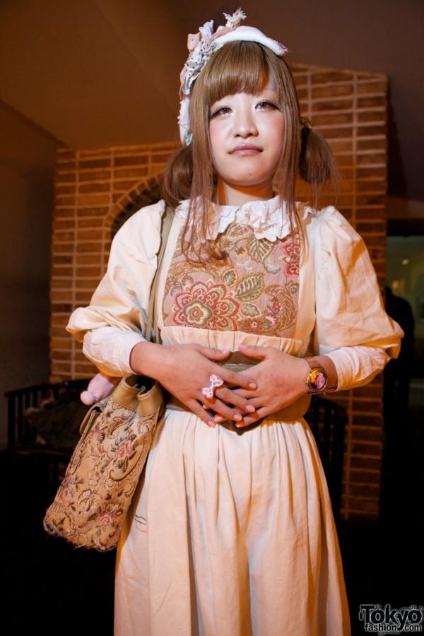Grimoire Tokyo Dolly Kei Christmas (22)