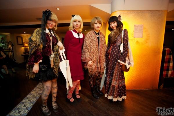 Grimoire Tokyo Dolly Kei Christmas (27)