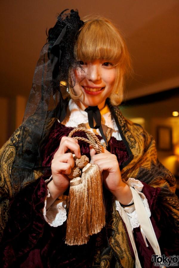 Grimoire Tokyo Dolly Kei Christmas (31)