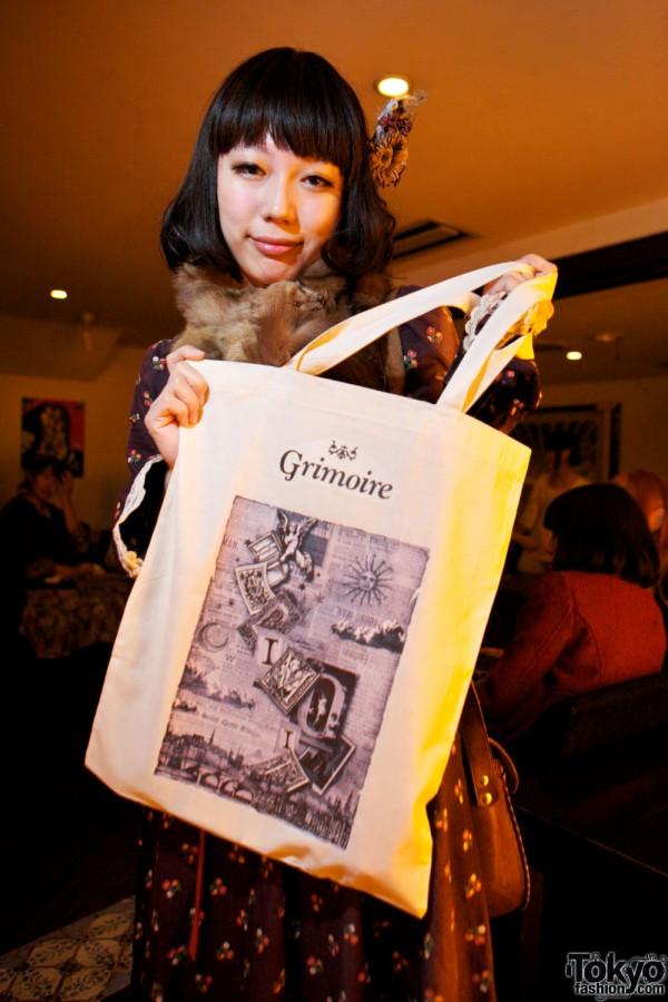 Grimoire Tokyo Dolly Kei Christmas (35)