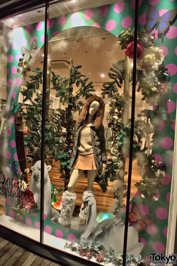 Cat Street - Harajuku Christmas