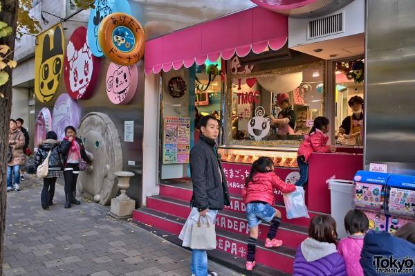 Takeshita Dori - Harajuku Christmas (1)