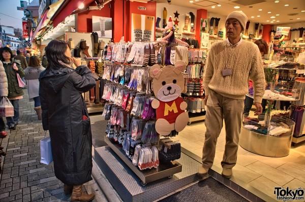Takeshita Dori - Harajuku Christmas (4)