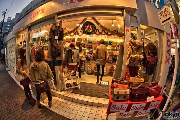 Takeshita Dori - Harajuku Christmas (7)