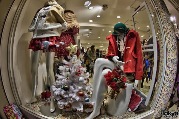 Takeshita Dori - Harajuku Christmas (9)