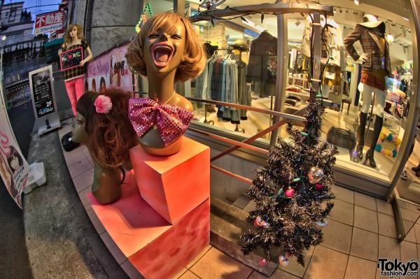 Takeshita Dori - Harajuku Christmas (11)