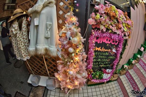 Takeshita Dori - Harajuku Christmas (17)