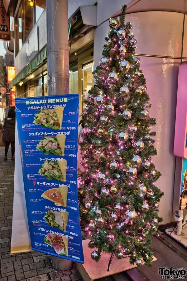Takeshita Dori - Harajuku Christmas (74)