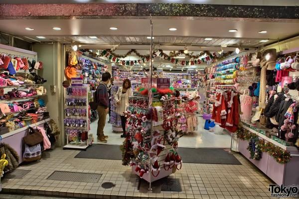 Takeshita Dori - Harajuku Christmas (79)