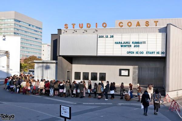 Harajuku Kawaii at Studio Coast in Tokyo