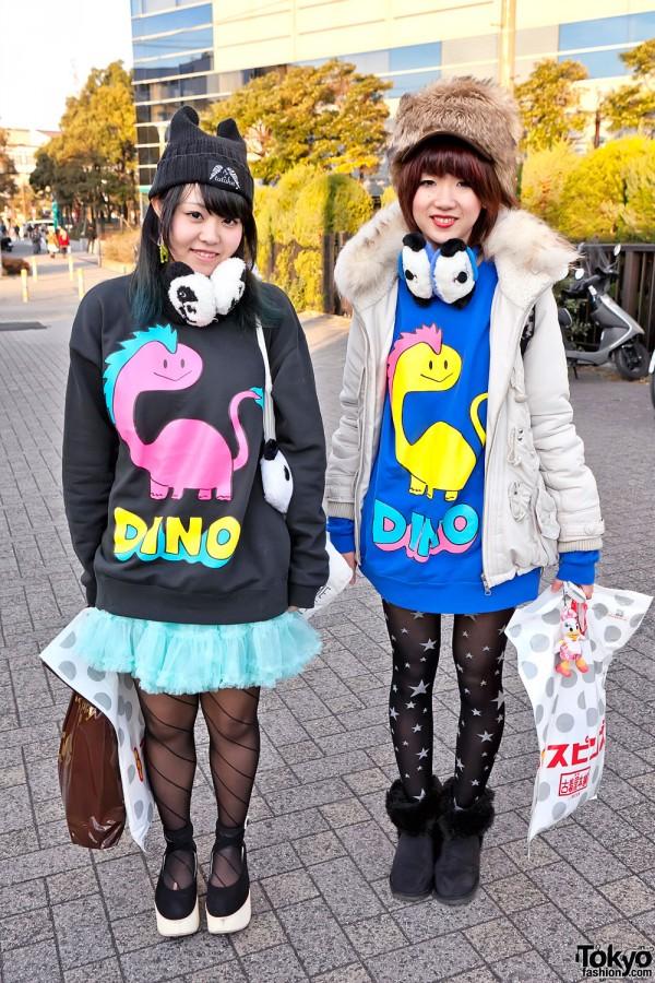 """Street Snaps at """"Harajuku Kawaii"""" Winter 2011"""
