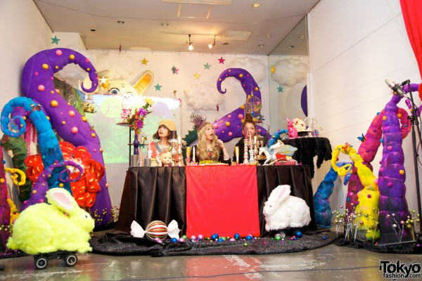 Table of Dreams with Kyary Pamyu Pamyu