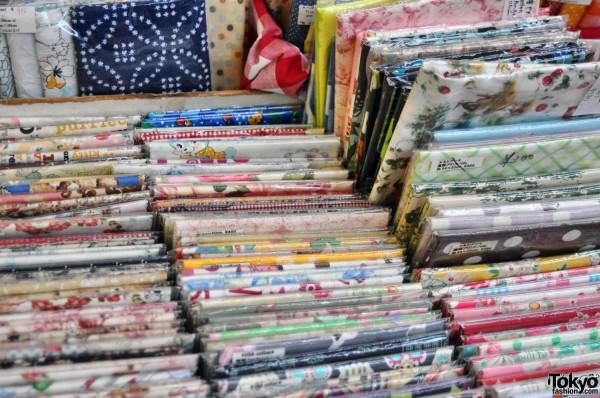 Nippori Fabric Town (8)