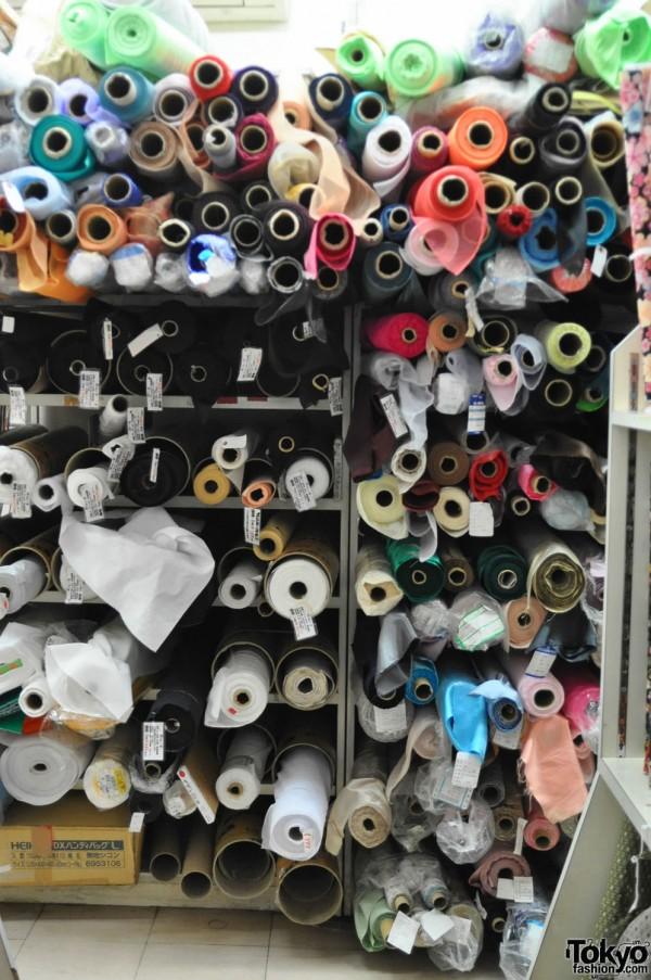 Nippori Fabric Town (70)