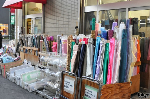 Nippori Fabric Town (74)