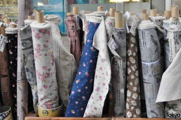 Nippori Fabric Town (76)