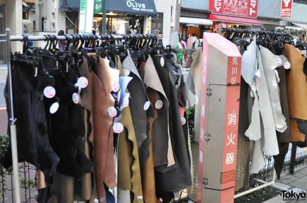 Nippori Fabric Town (80)