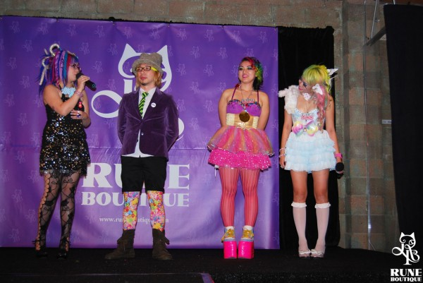 6%DOKIDOKI Fashion Show at Rune Boutique Los Angeles – With Kyary Pamyu Pamyu, Yuka & Vani