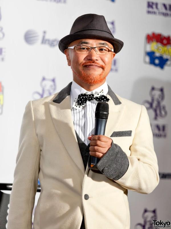 Yoshiharu Honma of Rune Naito