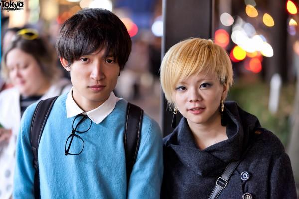 Fun Harajuku Guy & Harajuku Girl