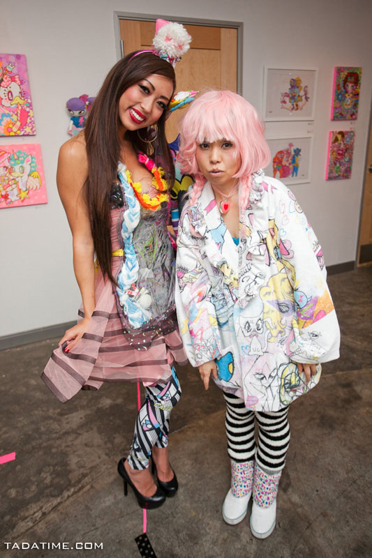 "Sweet Streets ""American 80s in Japan"" x Spank! Popup Shop in LA – Pictures"