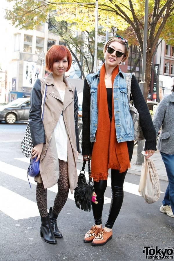 Girls' Casual Style from Kawi Jamele, Topshop & Naichichi
