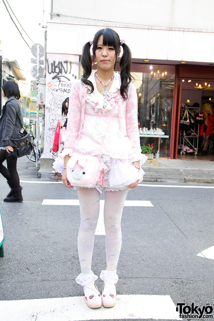 Harajuku Fairy Kei Kinji Sweater Amp Monascas Bananas Dress