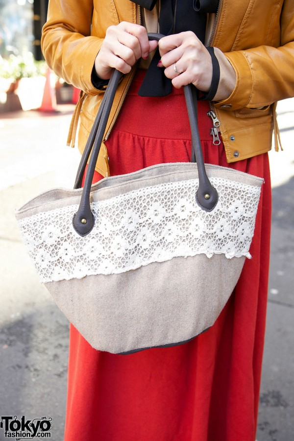purse from earth music & ecology