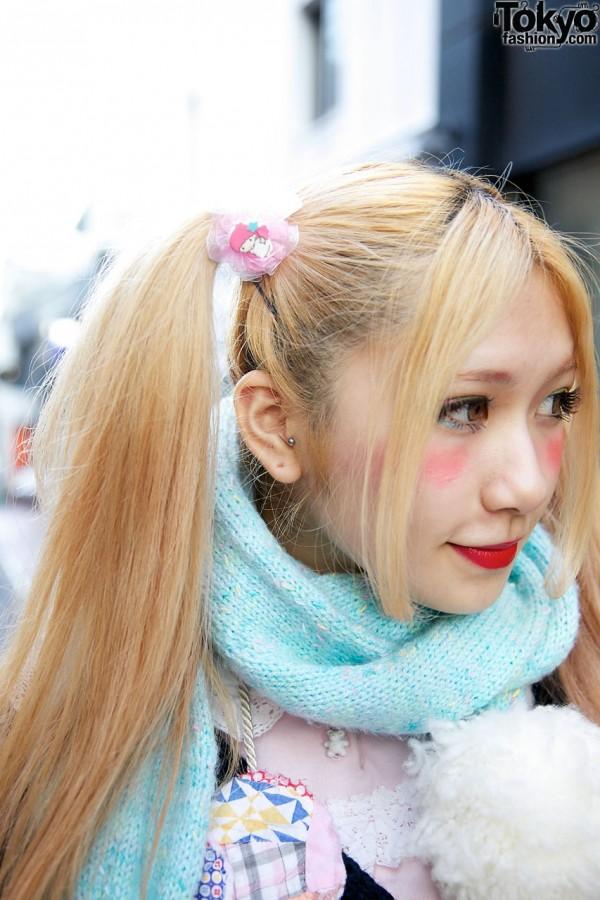 Kiki & Lala Hair Clips in Harajuku