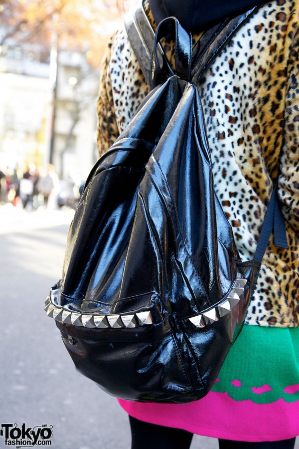 Studded Monomania Backpack