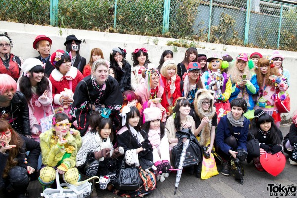 Harajuku Fashion Walk 8 (6)