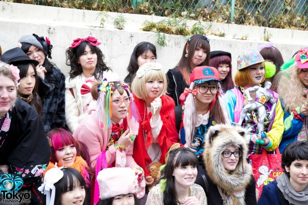Harajuku Fashion Walk 8 (7)