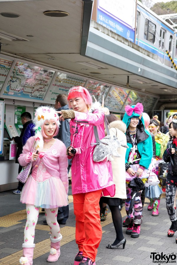 Harajuku Fashion Walk 8 (8)