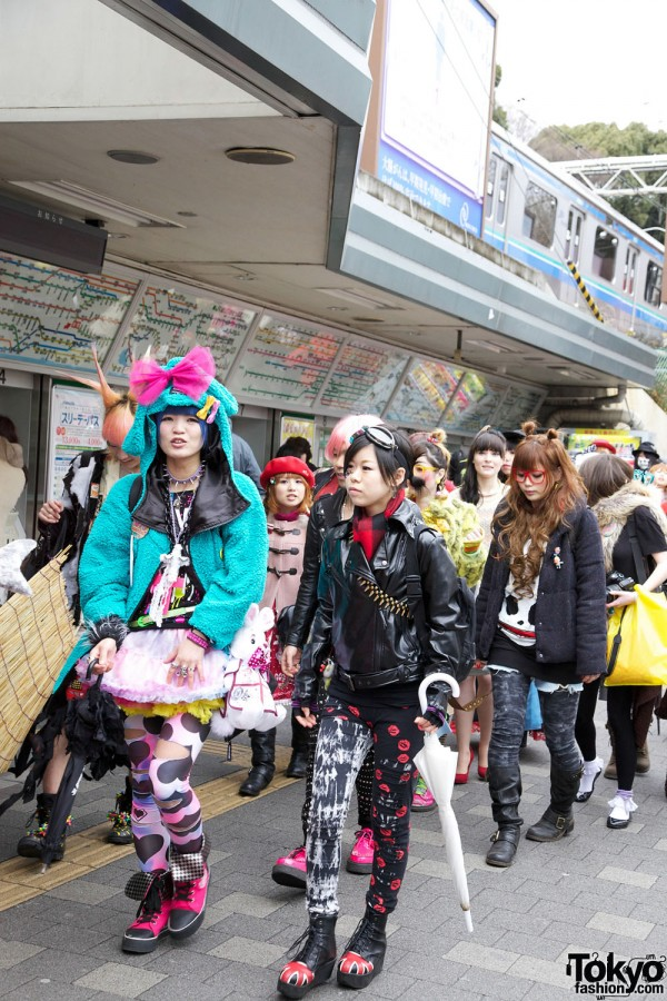Harajuku Fashion Walk 8 (9)