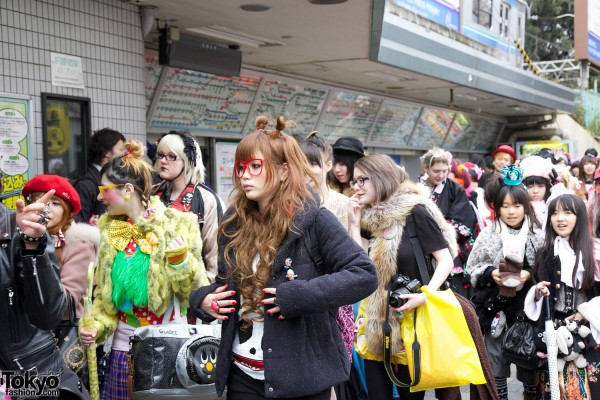 Harajuku Fashion Walk 8 (10)