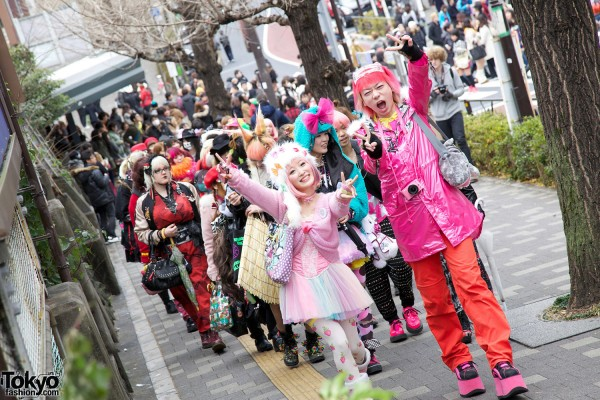 Harajuku Fashion Walk 8 (11)