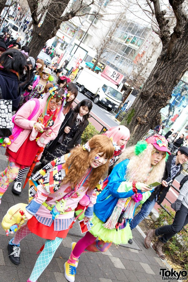 Harajuku Fashion Walk 8 (13)