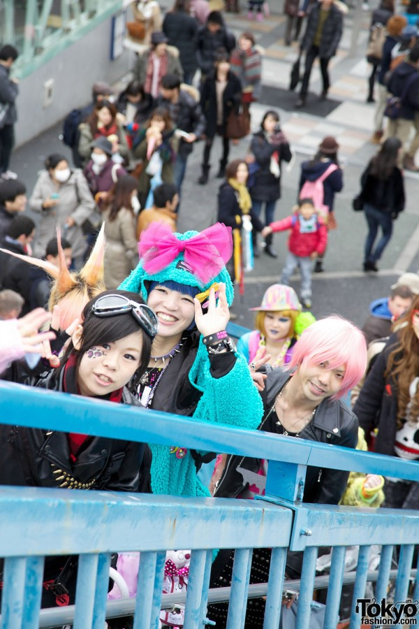 Harajuku Fashion Walk 8 (15)