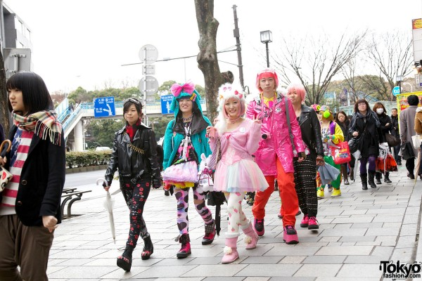 Harajuku Fashion Walk 8 (20)