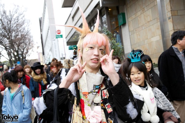 Harajuku Fashion Walk 8 (27)