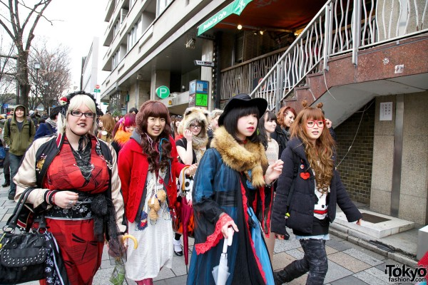 Harajuku Fashion Walk 8 (29)