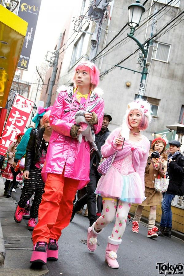 Harajuku Fashion Walk 8 (33)