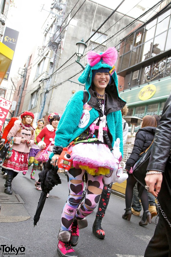 Harajuku Fashion Walk 8 (34)