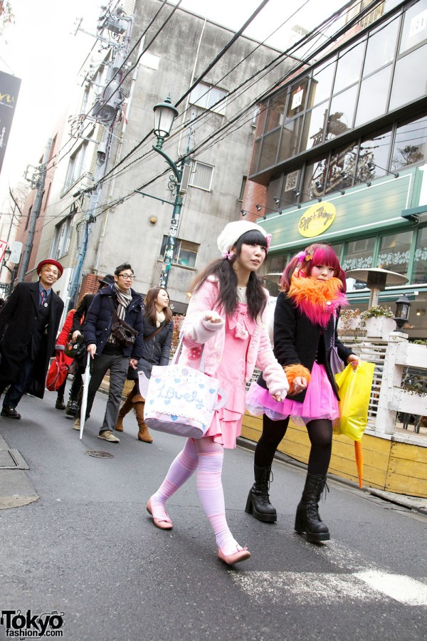 Harajuku Fashion Walk 8 (37)