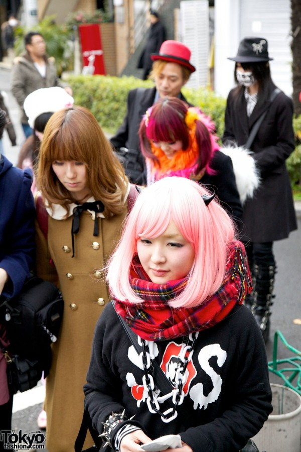 Harajuku Fashion Walk 8 (62)
