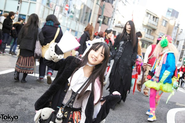 Harajuku Fashion Walk 8 (68)