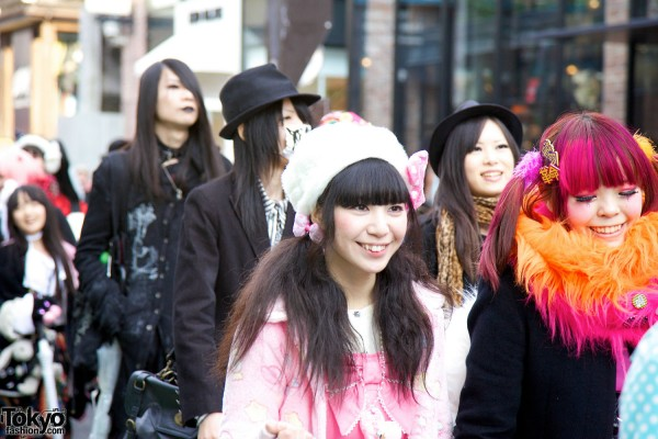 Harajuku Fashion Walk 8 (72)