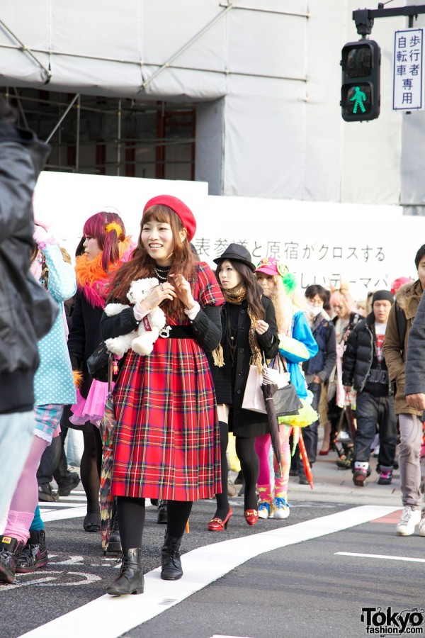 Harajuku Fashion Walk 8 (76)