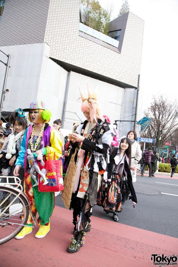 Harajuku Fashion Walk 8 (77)