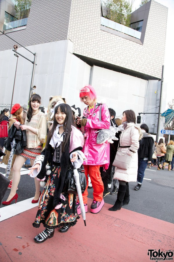 Harajuku Fashion Walk 8 (78)